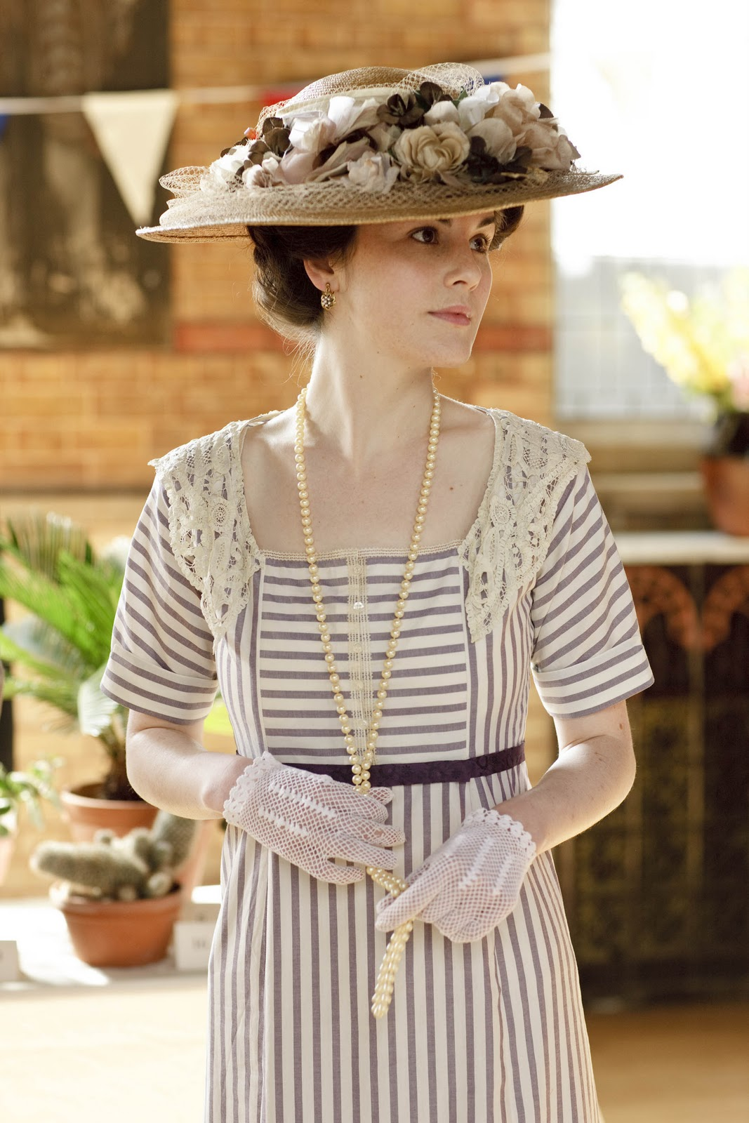 Best Fashion Of Downton Abbey